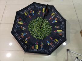 Handmade Top aktueller Sturm Schirm.