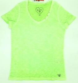 V-Neck-T-Shirts Soccx