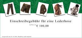 Traditionelle & Festkleidung Lederbekleidung Paschinger