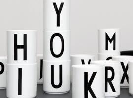 Geschenkanlässe Design Letters