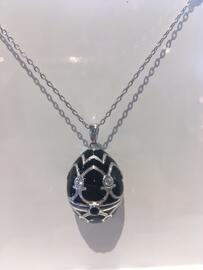 Ostern Halsketten Faberge