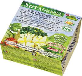 Tofu- & Soja-Produkte Soyananda