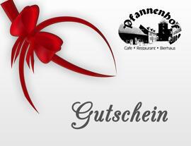 Gastronomie Gutscheine Pfannenhof