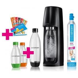 Haushaltsgeräte Soda Stream EASY VORTEILSPACK SCHWARZ