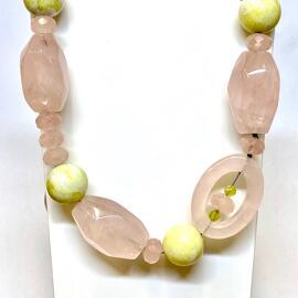 Halsketten Ostern Muttertag Unikat
