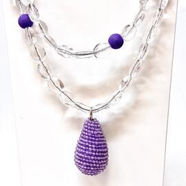 Halsketten Jubiläum Ostern Unikat