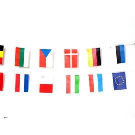 Flaggen & Windsäcke Partygirlanden & -vorhänge