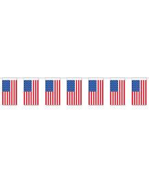 Partygirlanden & -vorhänge Flaggen & Windsäcke
