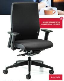 Büro- & Schreibtischstühle Interstuhl Büromöbel GmbH & Co.KG