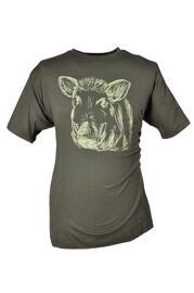 Rundhals-T-Shirts OSB