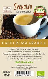 Kaffee Getränke & Co. Spengler NaturRösterei Bio Kaffeerösterei