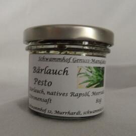 Pastasoßen Wildkräuter-Genuss