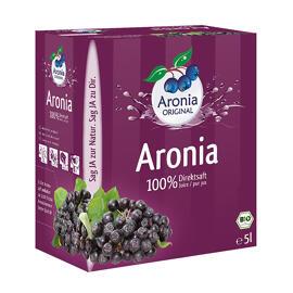 Getränke Aronia Original