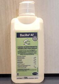 Gesundheitspflege Bacillol AF