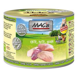 Nassfutter MACs