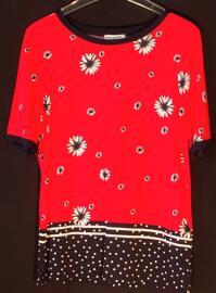 Rundhals-T-Shirts haio
