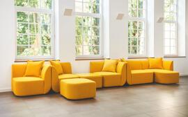Büromöbelgarnituren Sofas Sophisticated Living