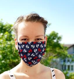 Babybedarf Handmade Bekleidung & Accessoires Behelfsmasken Maskono