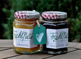 Muttertag Marmeladen & Gelees FruchtNatur