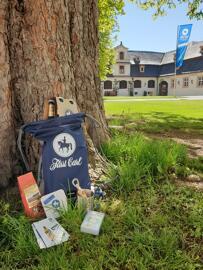 Gefüllte Körbe Getränke & Co. Bier Lokales Fürst Carl Schlossbrauerei Ellingen