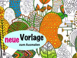 Muster & Formen für Kunstarbeiten Lenka Blum ©