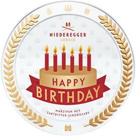 Marzipan Geburtstag Niederegger