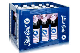 Getränke mit Fruchtgeschmack Lokales Fürst Carl Schlossbrauerei Ellingen