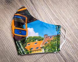 Lokales Bekleidung & Accessoires Wuppertal-Maske