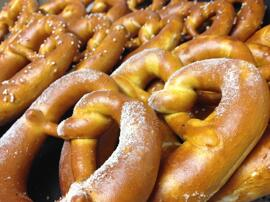 Brot & Brötchen Brezen, Laugenbrezen