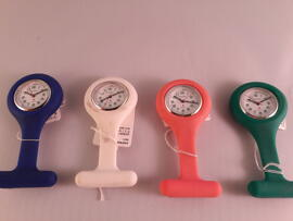 Ansteckbuttons Armbanduhren & Taschenuhren ADORA