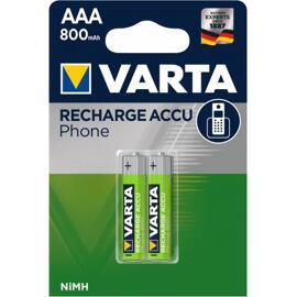 Elektronisches Zubehör Varta AKKU PHONE AAA 800 MAH