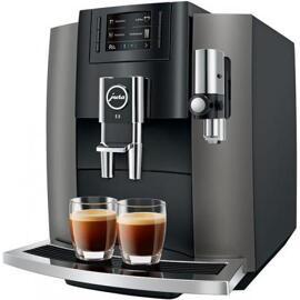 Kaffee- & Espressomaschinen Jura E8 Dark Inox Modell 2018