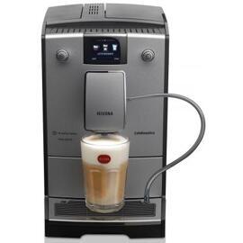 Kaffee- & Espressomaschinen Nivona CafeRomatica 769 Silver Line