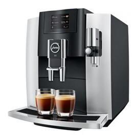Kaffee- & Espressomaschinen Jura E8 Touch Platin 2019
