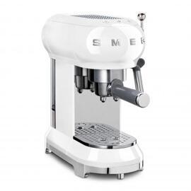 Espressomaschinen SMEG ECF01WHEU  Espresso-Kaffeemaschine