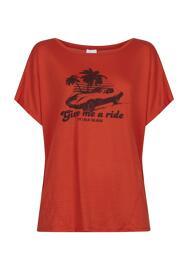 Rundhals-T-Shirts Lala Berlin