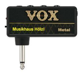 Verstärker für Musikinstrumente VOX
