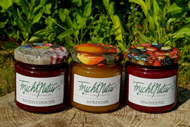 Marmeladen & Gelees FruchtNatur