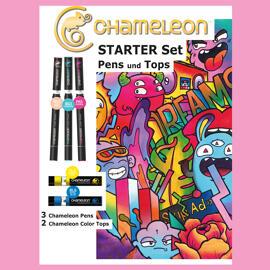 Kunst- & Bastelmaterialien Chameleon Pen