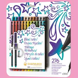 Zeichen- & Malsets Chameleon Art Products