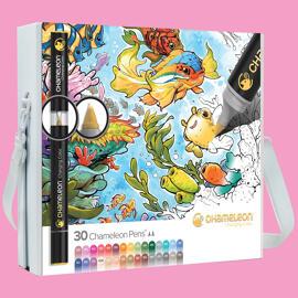 Kunst- & Bastelfarben Chameleon Art Products