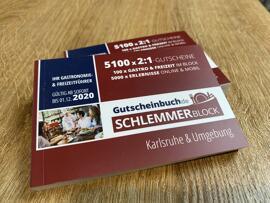 Geschenkanlässe Unterhaltung Gastronomie Gutscheinbuch.de