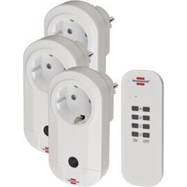 Steckdosen-Zeitschaltuhren & -Sensoren brennenstuhl®