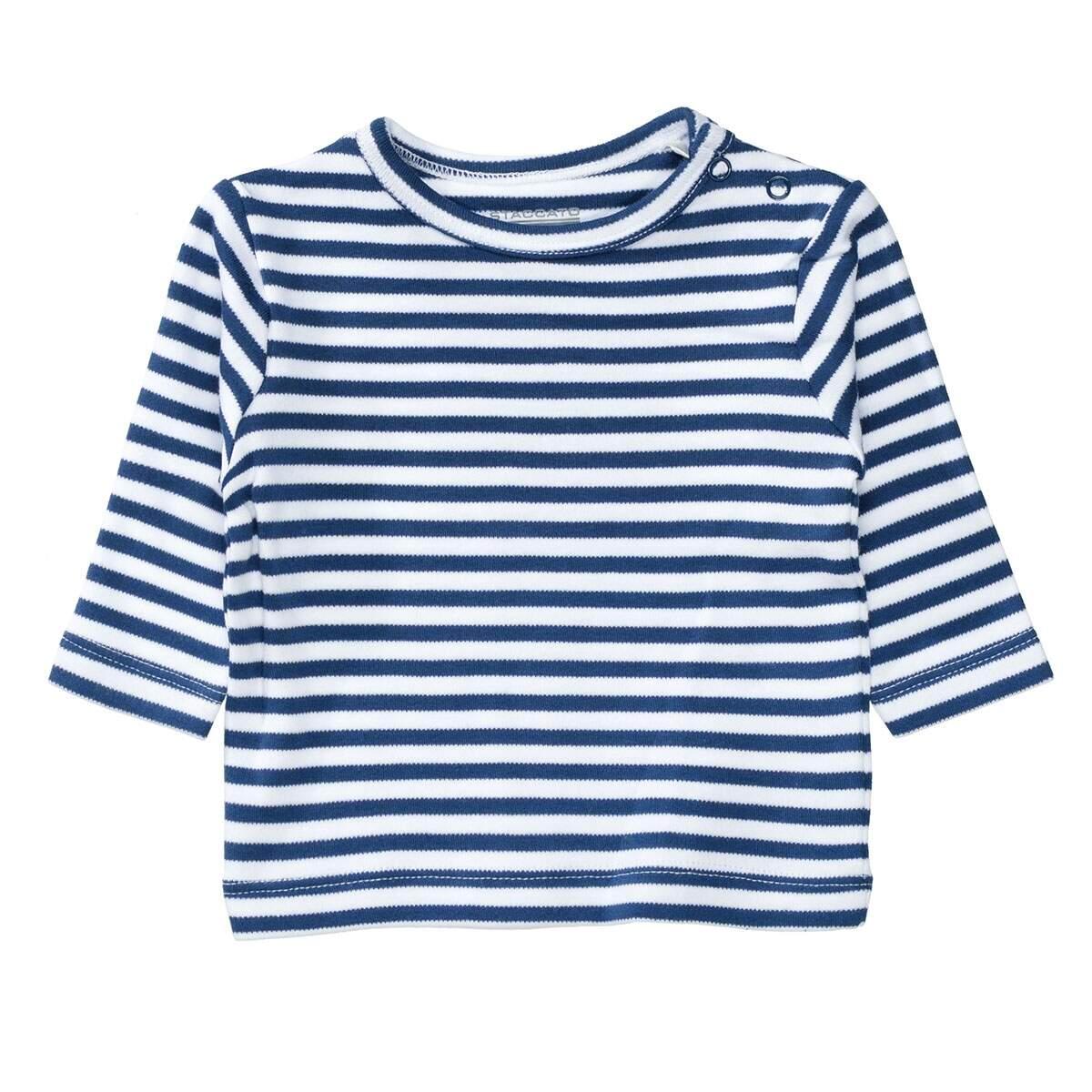 Organic Cotton Strampler mit Shirt BE Happy Dark Tinte