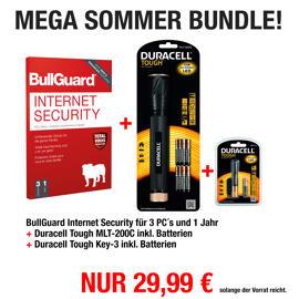 Elektronik Antiviren- & Sicherheitssoftware BullGuard