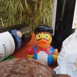 Abenteuerliche Enten lilalu Aachen