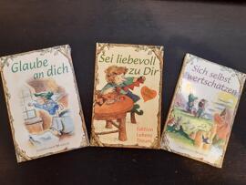 Selbsthilfebücher Elfenhelfer Silberschnur Verlag