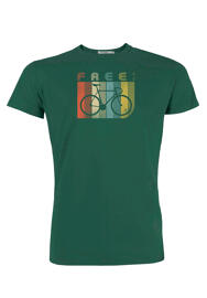 Fairtrade V-Neck-T-Shirts Greenbomb