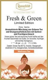 Grüner Tee Ronnefeldt
