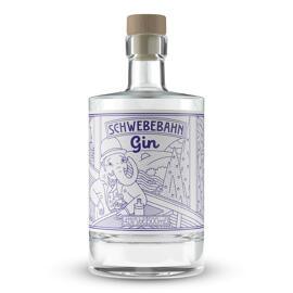 Gin Lokales Schwebebahn Gin